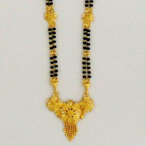 Beautifully Handcrafted Gold Mangalsutra मंगलसूत्र: सुहाग की अनमोल धरोहर
