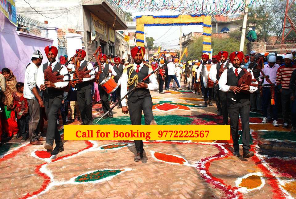 Bagpiper band for Var Ghoda | Army Band Shobha Yatra | Military Band Varghoda | Band | Varghodo |