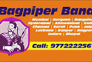 Bagpiper Military Army Fuji Band for Wedding Event Religious Functions