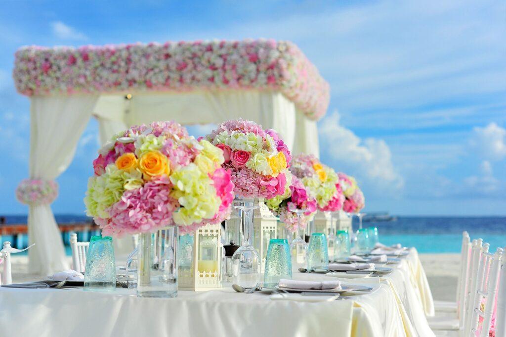 wedding planning budget,