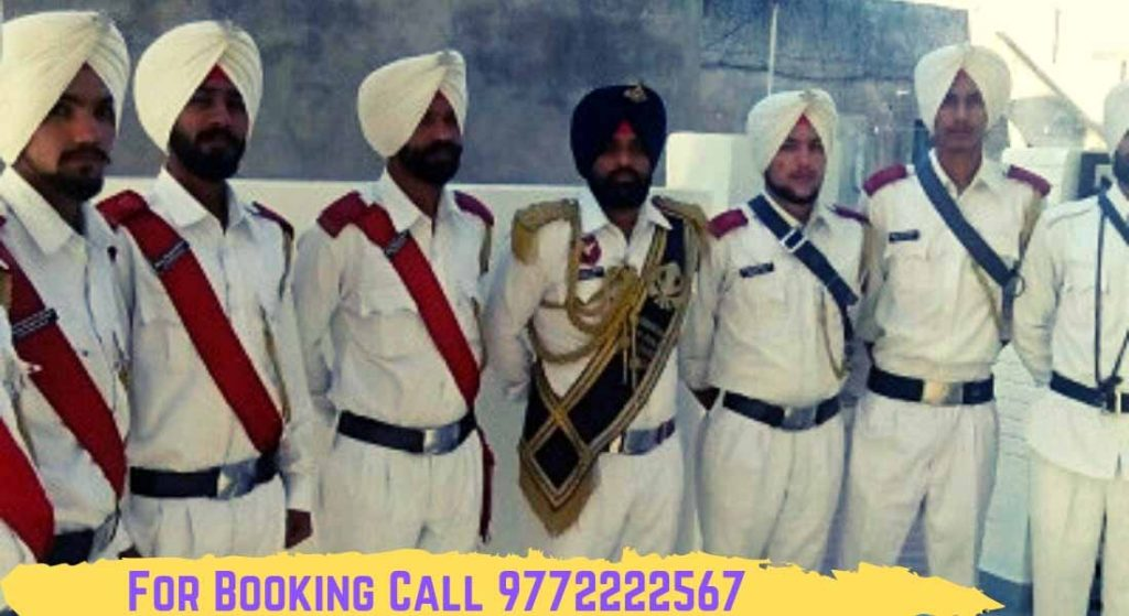 Bagpiper Band Booking Chandigarh,